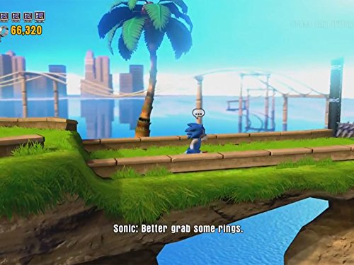 Clip Sonic The Hedgehog Level Pack 2017
