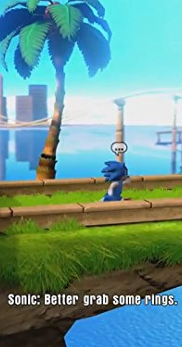 Clip Lego Dimensions Gameplay Clip Sonic The Hedgehog Level Pack Tv Episode 2017 Imdb