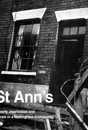Report: St - Ann's Nottingham Poster
