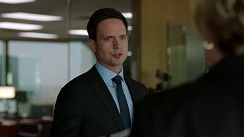 Suits: Scenic Route
