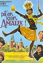 På'en igen, Amalie Poster