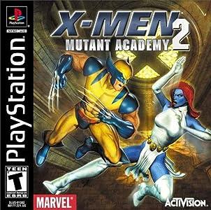 IMAX movie downloads X-Men: Mutant Academy 2 Rob Heironimus [QHD]