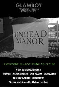 Primary photo for Undead Manor