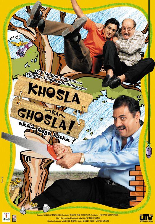 Khosla Ka Ghosla movie free download hindi hd