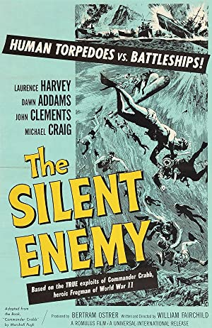 Where to stream The Silent Enemy