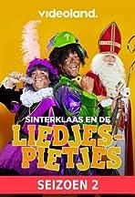 Sinterklaas en de Liedjespietjes