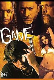 Abhay Bhargava, Prashant Narayanan, Sherlyn Chopra, and Anjali in Game (2007)