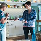 Chyler Leigh and Melissa Benoist in Reality Bytes (2020)