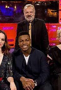 Primary photo for Mark Hamill/Daisy Ridley/John Boyega/Gwendoline Christie/Sam Smith