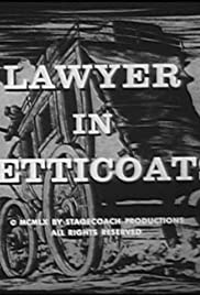 Lawyer in Petticoats Poster