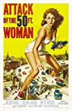 Attack of the 50 Foot Woman poster thumbnail