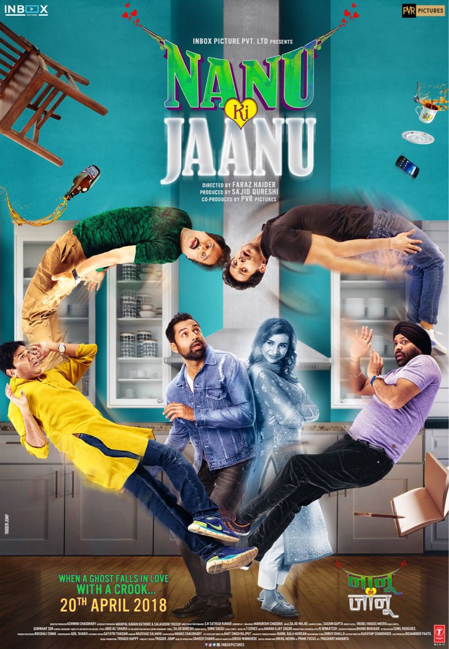 Nanu Ki Jaanu (2018) Hindi 720p 1.4GB HDRip AAC MKV
