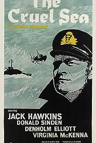 Jack Hawkins in The Cruel Sea (1953)