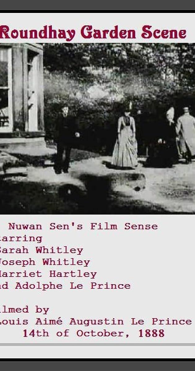 Roundhay Garden Scene (1888) - Roundhay Garden Scene (1888) - User Reviews - IMDb