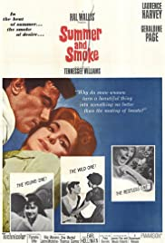 Summer and Smoke (1961) Poster - Movie Forum, Cast, Reviews