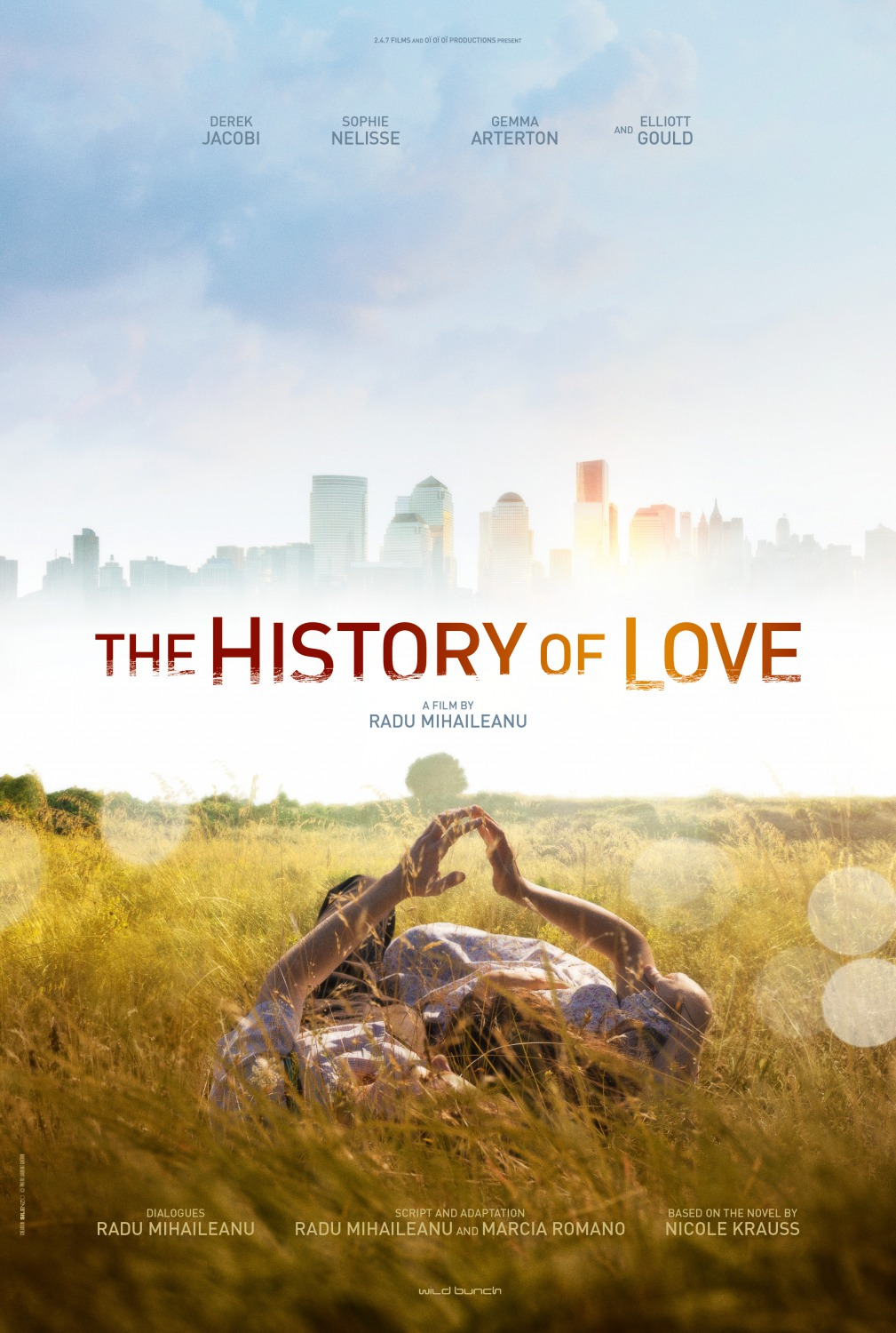 The History of Love (2016)