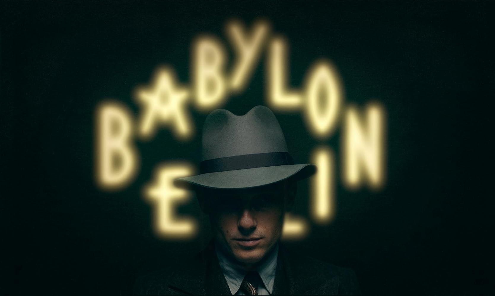 Volker Bruch in Babylon Berlin (2017)