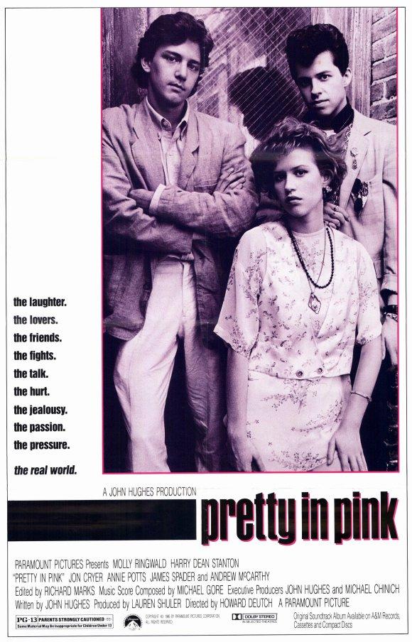 Pretty In Pink 1986 Imdb