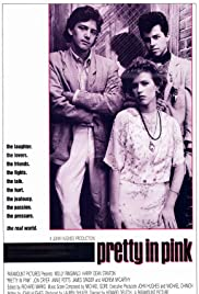 Pretty in Pink (1986) Poster - Movie Forum, Cast, Reviews