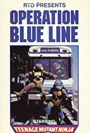 Operation Blue Line Poster