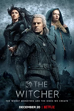 View The Witcher (2019) TV Series poster on INDOXX1