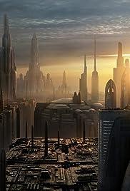 Star Wars City Poster