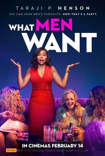 What Men Want (2019) Hindi Dubbed