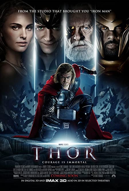 [PG-13] Thor (2011) Dual Audio Blu-Ray - 480P | 720P - x264 - 350MB | 900MB - Download & Watch Online  Movie Poster - mlsbd