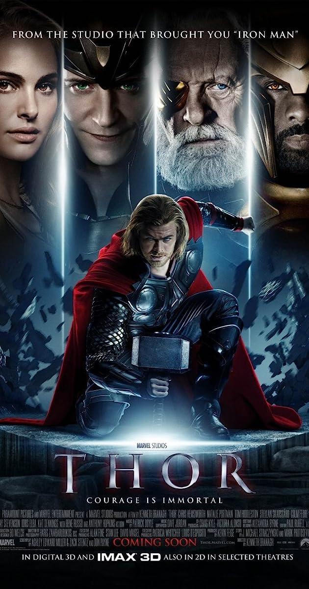 Watch Full HD Movie Thor (2011)