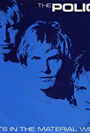 The Police: Spirits in the Material World Poster