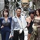 Jun Ji-hyun, Lee Jung-jae, and Dal-su Oh in Dodookdeul (2012)