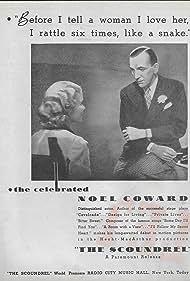 The Scoundrel (1935) Poster - Movie Forum, Cast, Reviews
