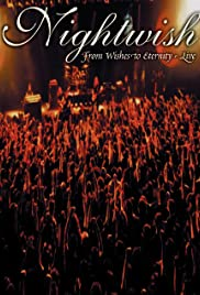 Nightwish: From Wishes to Eternity - Live Poster