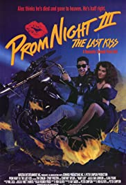 Prom Night III: The Last Kiss Poster