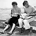 Tab Hunter and Dawn Addams in Return to Treasure Island (1954)