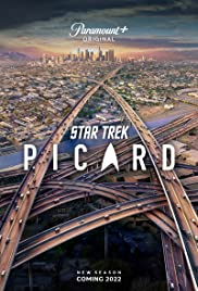Star Trek: Picard Poster - TV Show Forum, Cast, Reviews