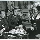 Bing Crosby, Bob Hope, and Gale Sondergaard in Road to Rio (1947)