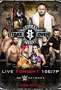 Primary photo for NXT TakeOver: Dallas