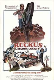 Ruckus Poster