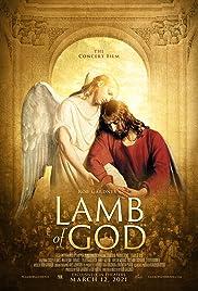Lamb of God: The Concert Film Poster
