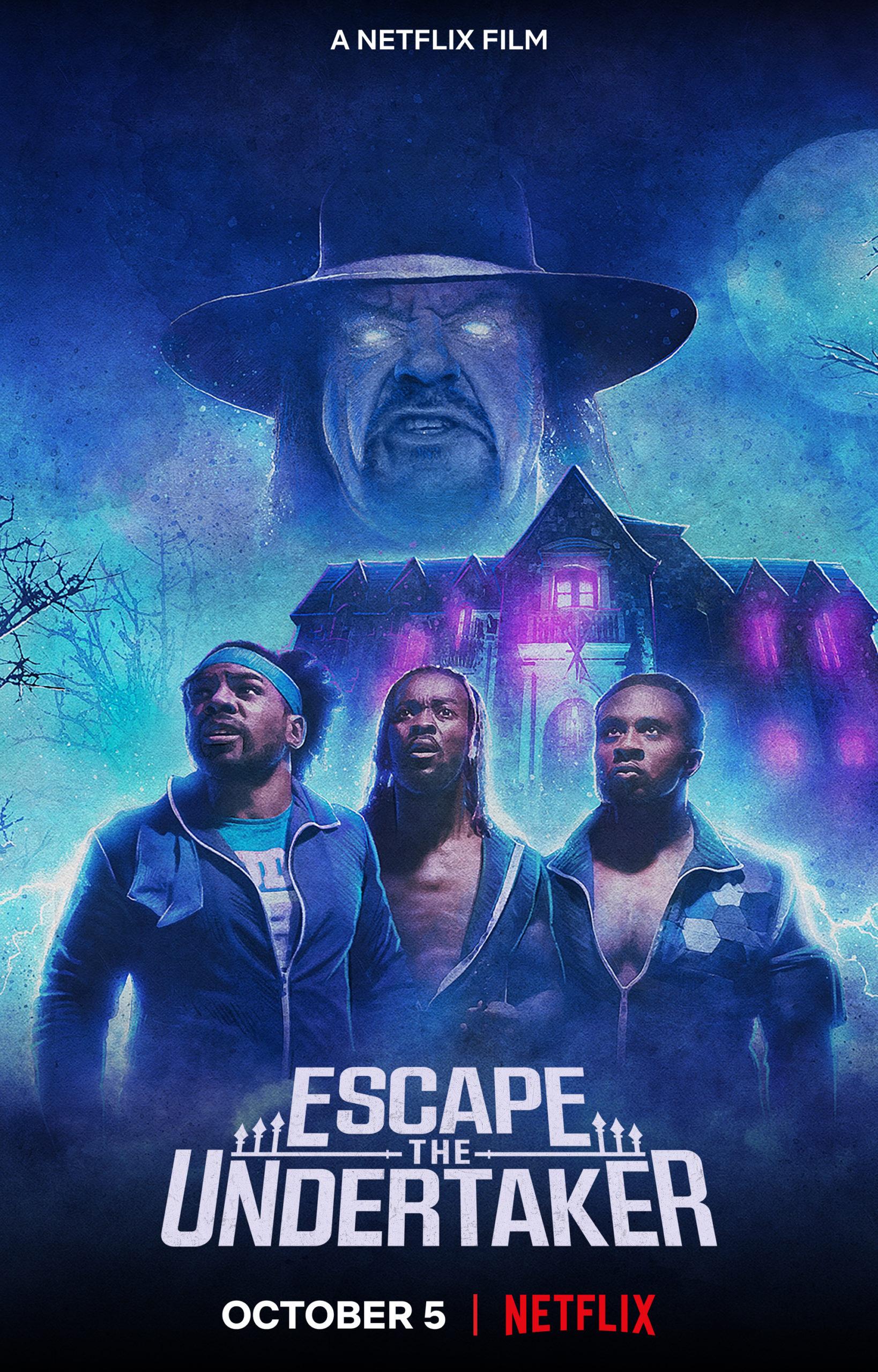 Escape the Undertaker หนีดิอันเดอร์เทเกอร์