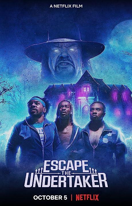 Escape the Undertaker (2021) Hindi Dubbed