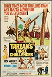 Tarzan's Three Challenges (1963) 720p