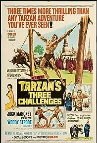 Primary photo for Tarzan's Three Challenges
