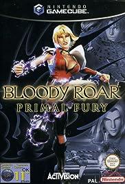 Bloody Roar: Primal Fury Poster