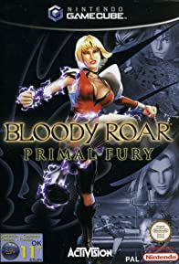 Primary photo for Bloody Roar: Primal Fury