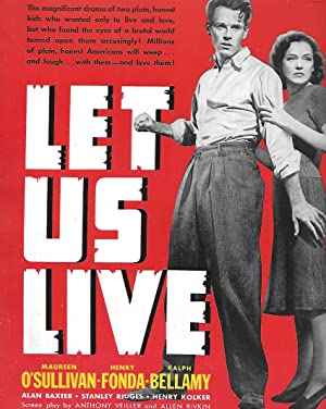 Where to stream Let Us Live
