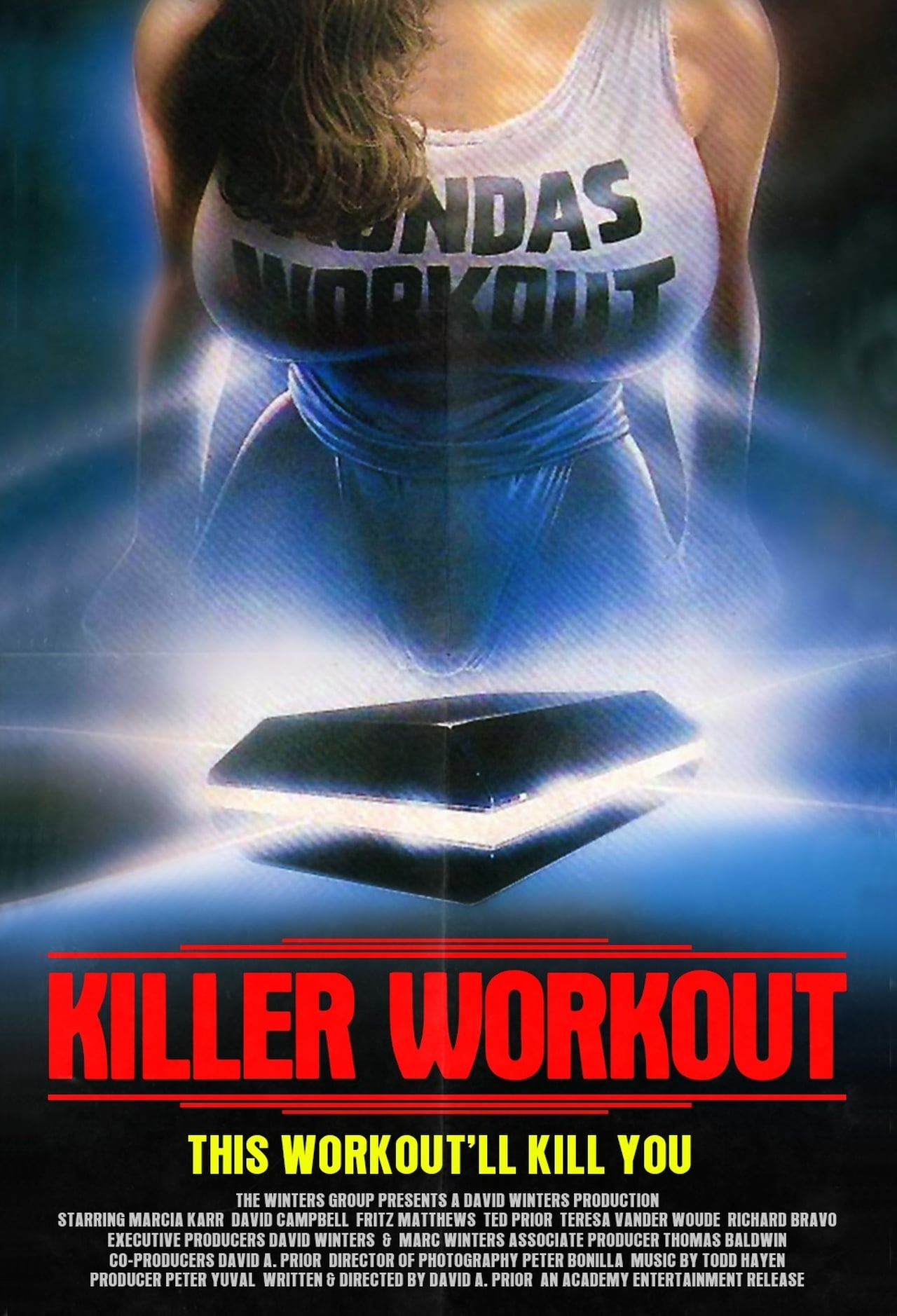 Killer Workout (1987) - IMDb