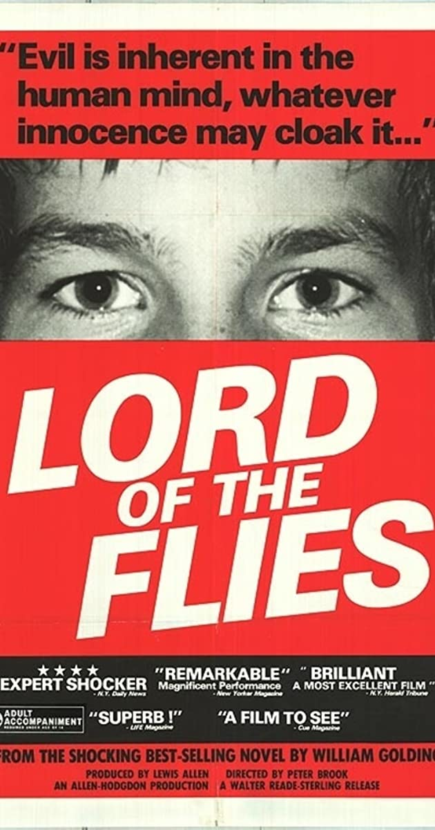 Lord Of The Flies 1963 Imdb