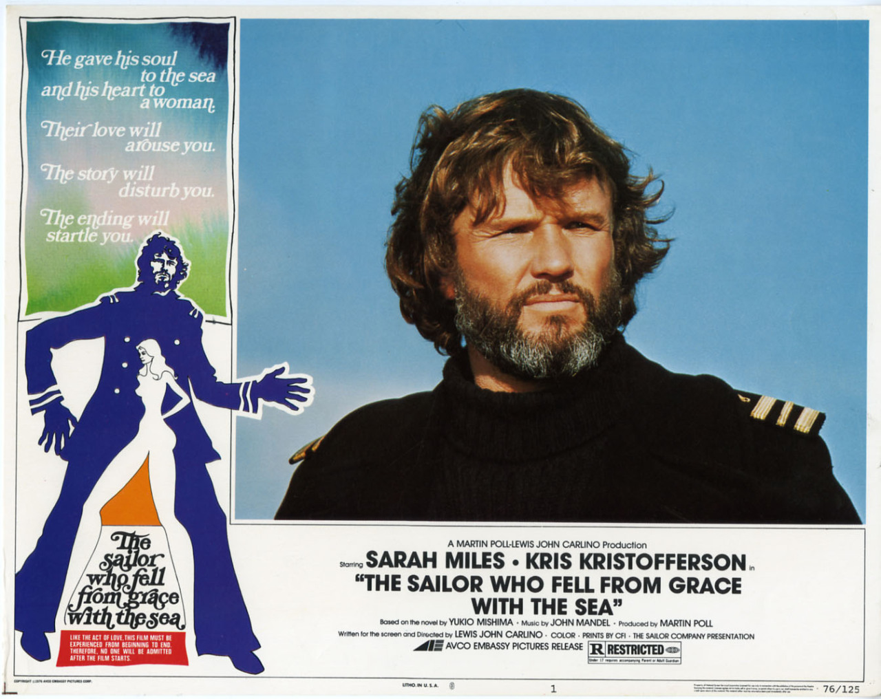 watch the sailor who fell from grace with the sea (1976)